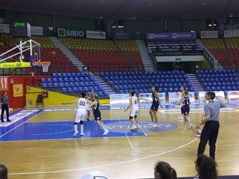 Delser – Alpo Basket