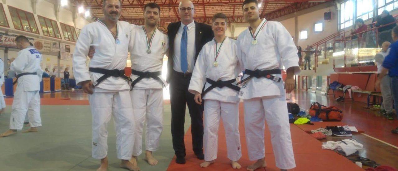 Judo kata. Sato e Polo campioni di Italia, Cester Mauri d'argento