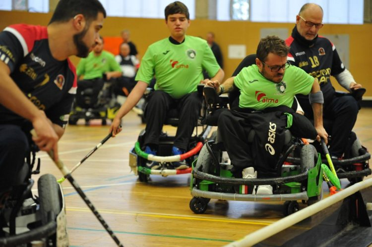 Prague Powerchair Hockey Open 2018