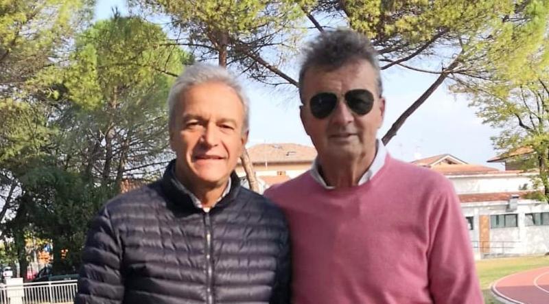Atletica, Visita di Ortis alla Libertas Tolmezzo