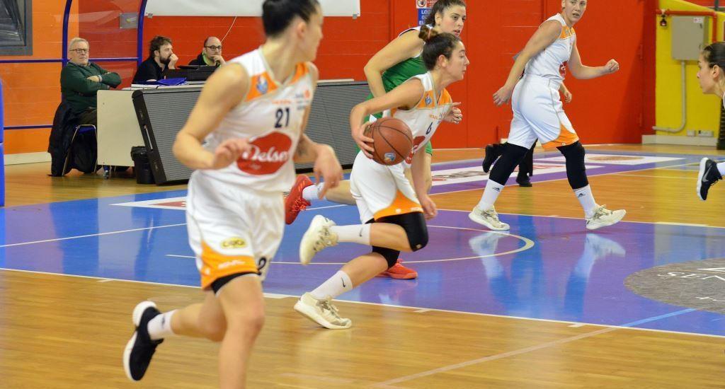 Basket, Delser – Ponzano. Le udinesi ancora vincenti