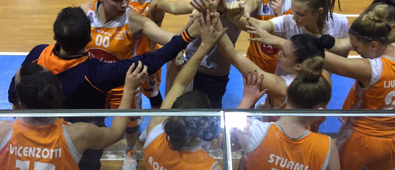 Basket, San Martino – Delser. Udinesi vittoriose a San Martino