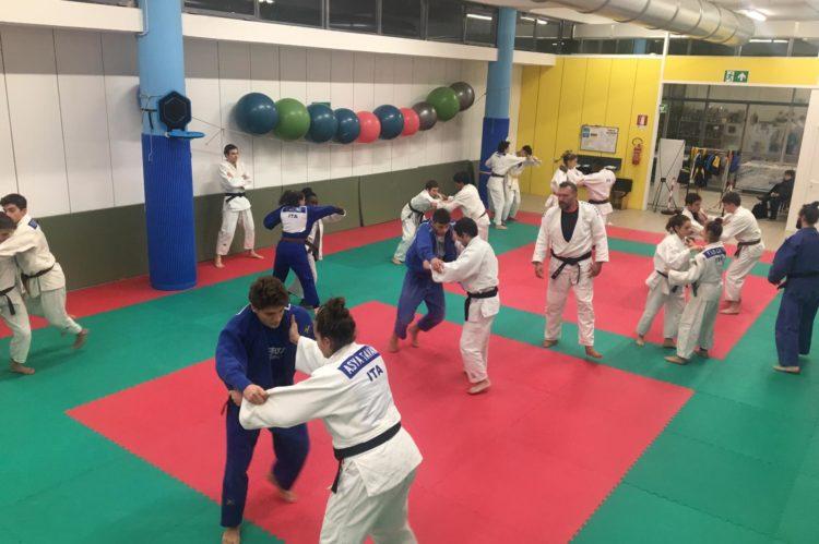 Braidotti allo Sport Team Judo Udine