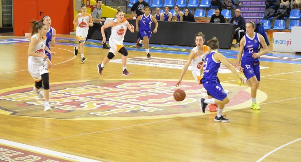 Basket, Delser Lbs Udine – Giants Basket Marghera. Ancora una vittoria