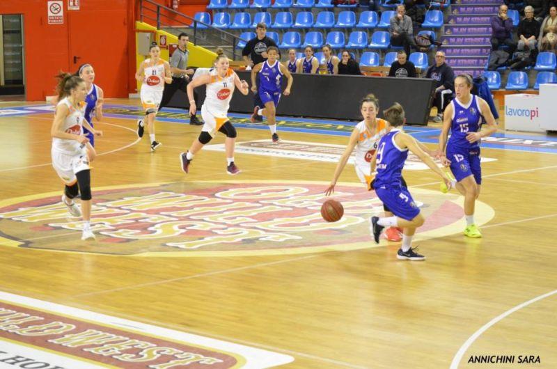 Delser Lbs Udine – Giants Basket Marghera