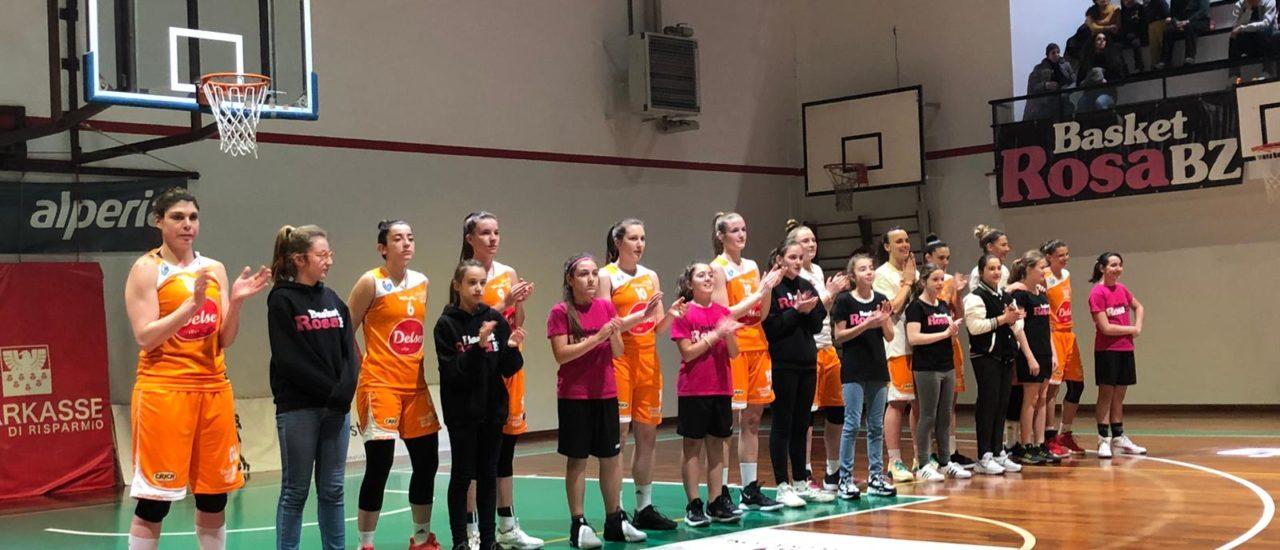Basket, Itas Alperia Bolzano – Delser LBS Udine