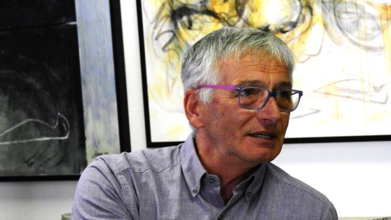 mauro baron, coordinatore tecnico del Burida Dragonboat & Canoe Festival
