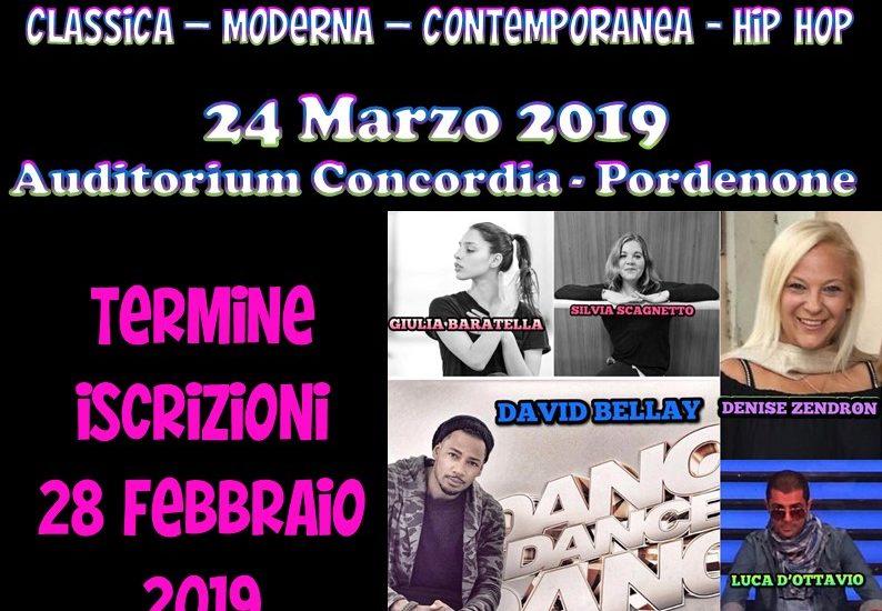 Dance Competition – 1° Trofeo Libertas