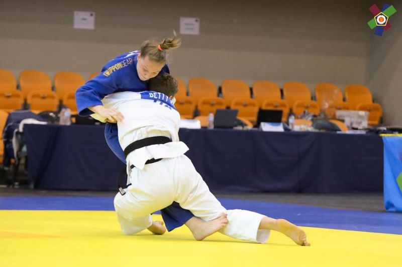 Junior European Judo Cup Coimbra 2019.