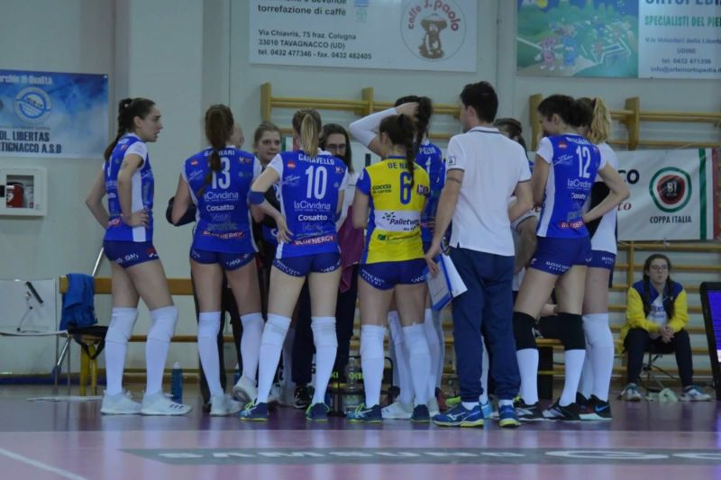 volley, Serie A, Bartoccini Perugia – Libertas Martignacco
