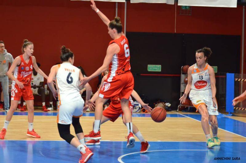Basket, Delser Udine – Basket Varese,