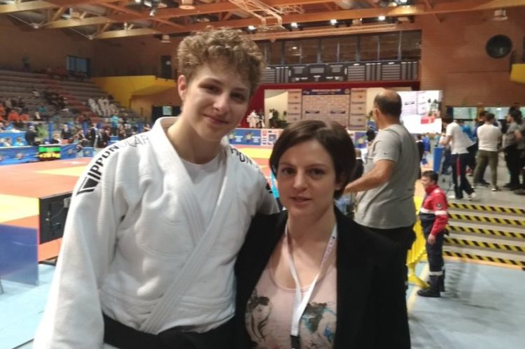 5° posto per Betti Vuk alla Junior European Judo Cup