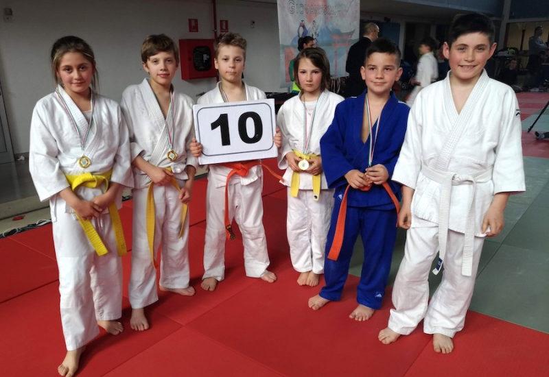 Judo, Criterium Giovanissimi 2019. Tolmezzo sugli scudi