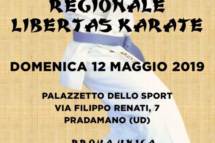 40° Campionato Regionale di Karate Libertas