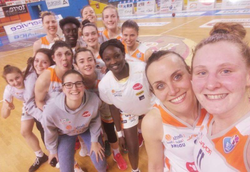 Basket, Delser Udine – Acciaierie Val Bruna Bolzano