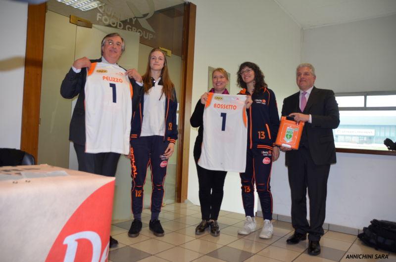 Il Pink Sport Project unisce Libertas Basket School e Libertas Martignacco