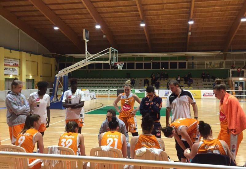 Basket, Delser Udine – Ponzano Basket