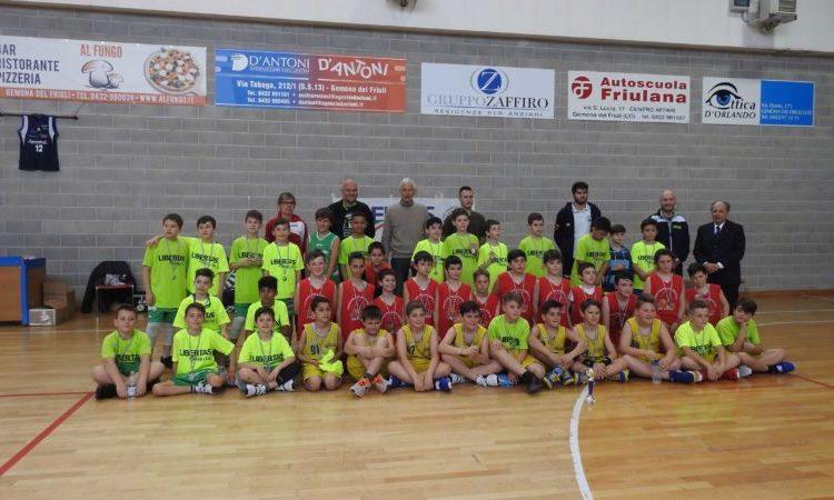 Libertiadi 2019 prima parte. Si conclude con successo la prima tranche delle Libertiadi 2019, organizzate dalla Libertas FVG giovedì 16, sabato 18 e domenica 19 maggio fra Udine e Gemona del Friuli.