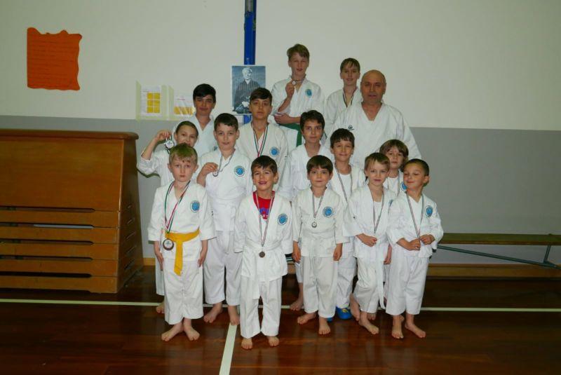Karate, successo per Artegna al 40° Campionato Regionale Libertas