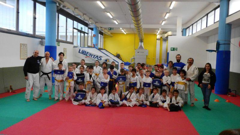 Evento di apertura delle Libertiadi 2019 – judo