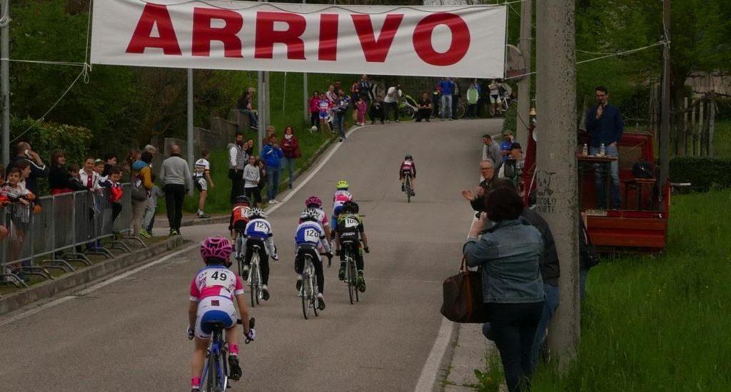 5° Trofeo Libertas di ciclismo. Oltre 120 mini-ciclisti al via