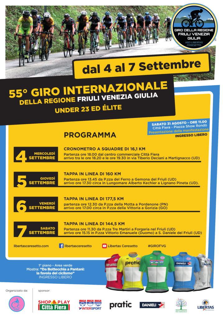 Giro Ciclistico FVG