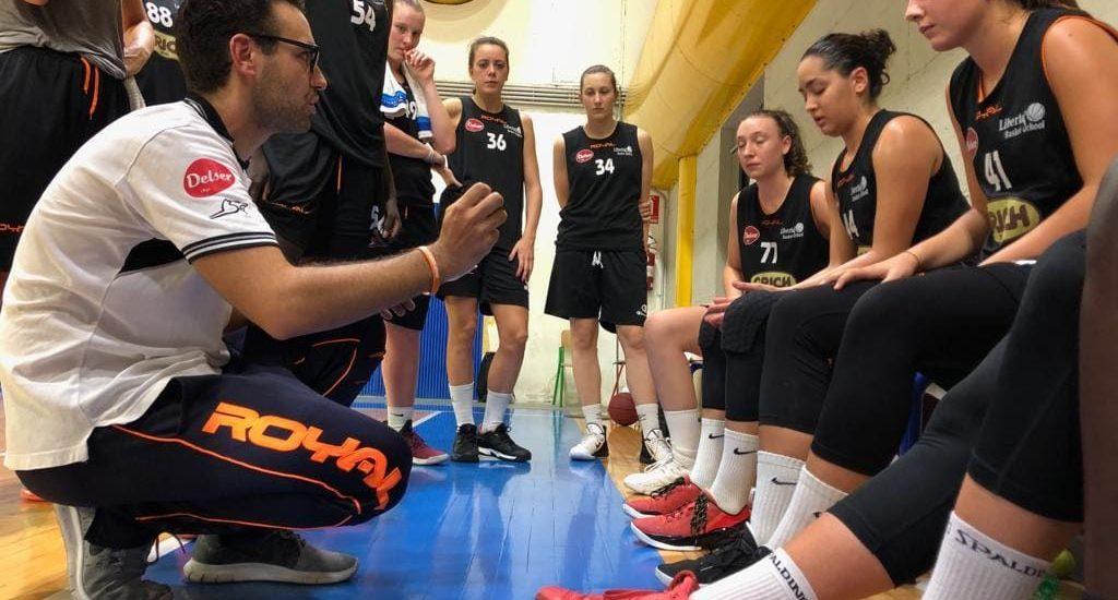 Basket, La Delser si impone nell'amichevole a Marghera