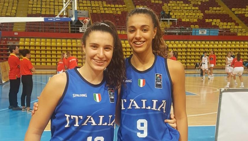 Basket. Blasigh-Braida in coppia anche all'High School Basket Lab