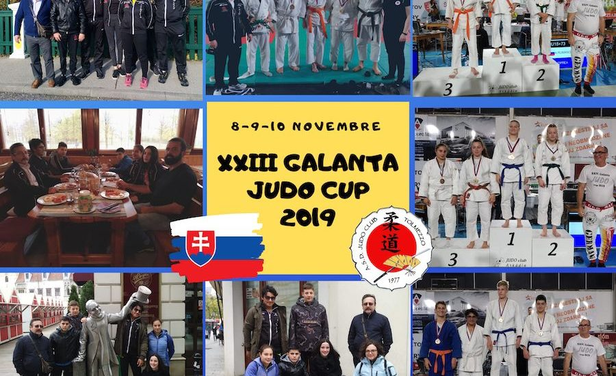 Judo, XXIII Galanta Judo Cup. Tre medaglie per il Judo Club Tolmezzo