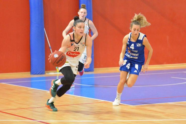 Delser vs Alpo Basket