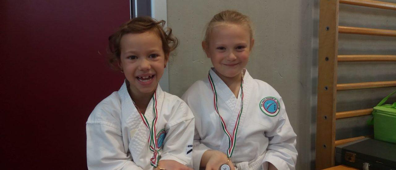 Karate, 25° Trofeo Alpe Adria. 8 medaglie per il Nakayama, buon esordio delle new entry
