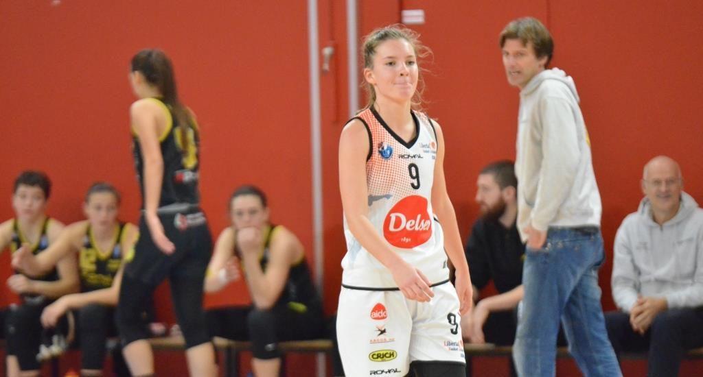 Basket, Delser Udine – Fanola San Martino. Finale letale per le udinesi