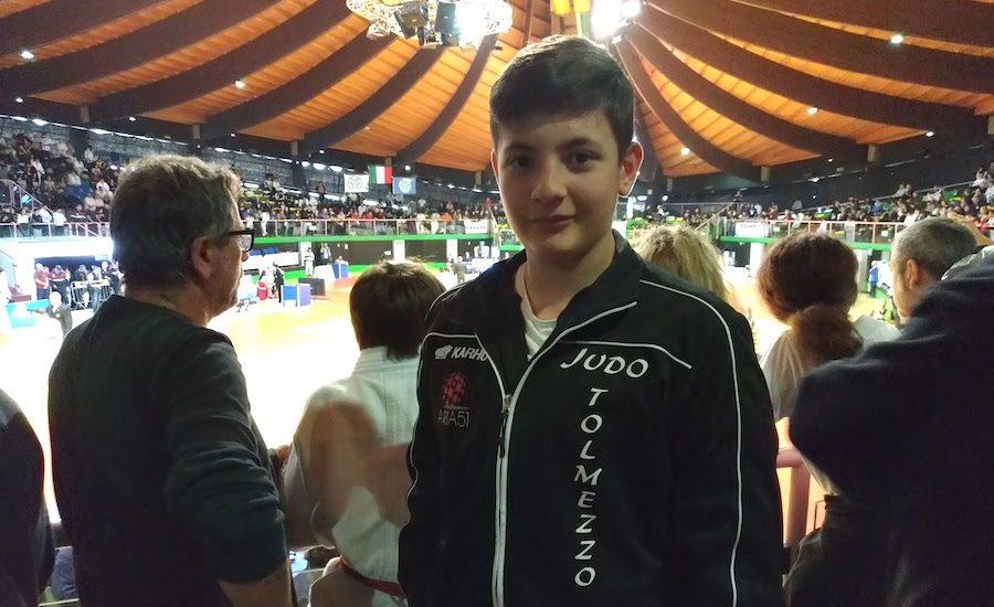 Judo. Tolmezzo premiata ad Udine e in gara ai Campionati Italiani
