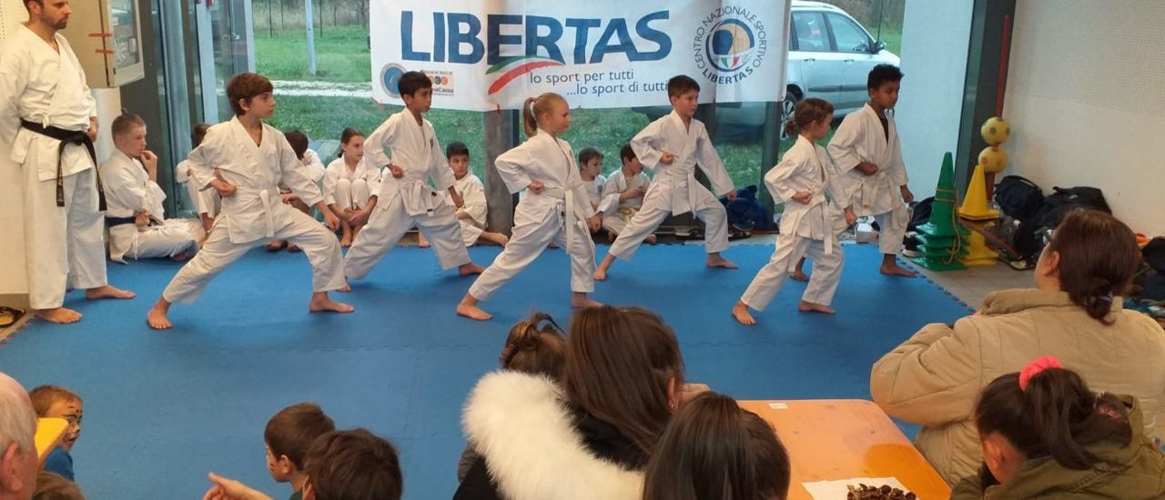 Karate. Successo della Libertas M. Nakayama al Purcit in Staiare di Artegna