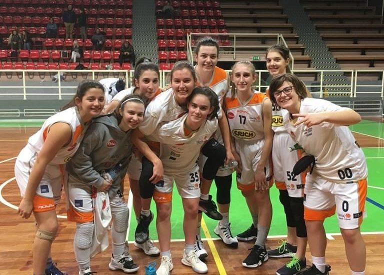 Basket. Glorioso dicembre 2019 per le giovanili della Libertas Basket School