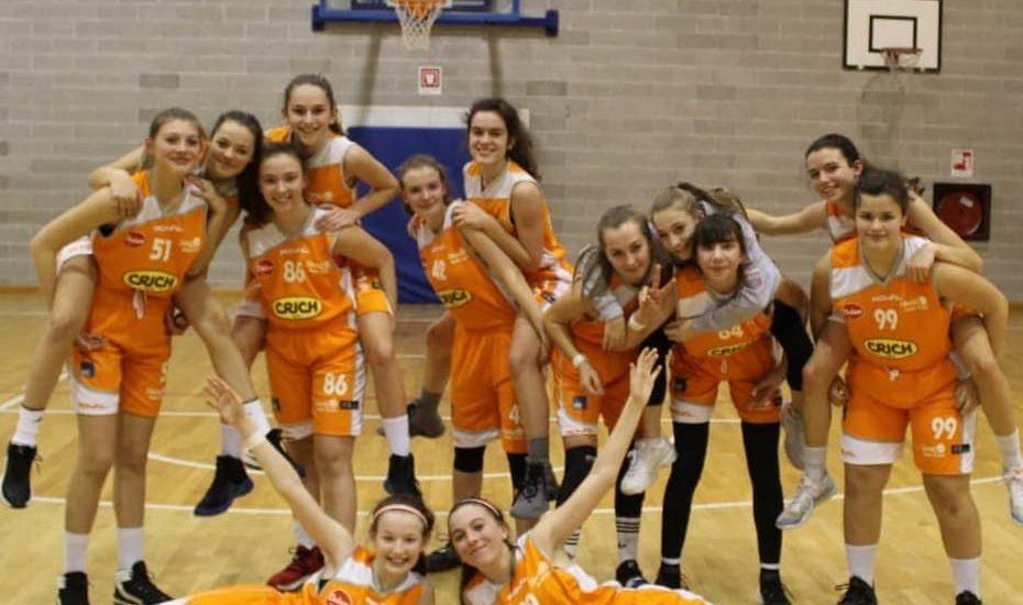 Basket. Aggiornamento di Carnevale per la Libertas Basket School