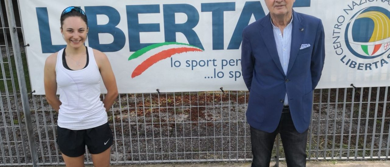 La fondista Cristina Pittin torna in pista a Tolmezzo