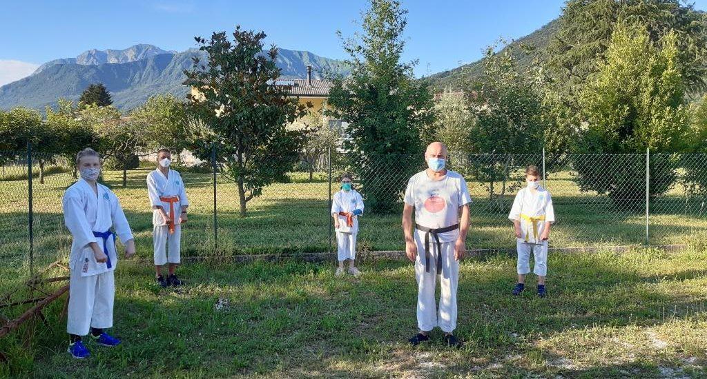 Karate. Una stagione migliore del previsto per la Libertas Nakayama