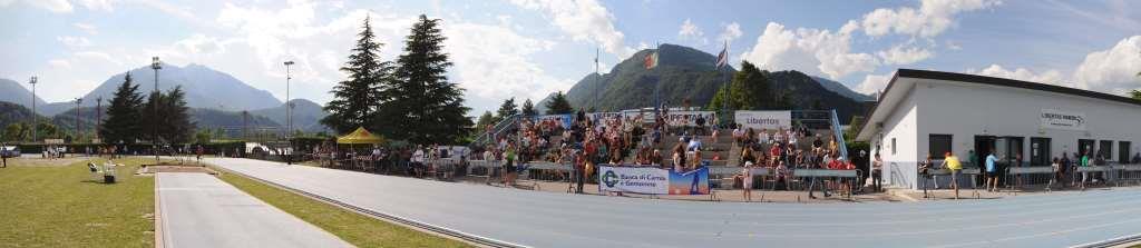 Atletica Leggera. XX Trofeo Modena 2020 la 5a tappa a Tolmezzo
