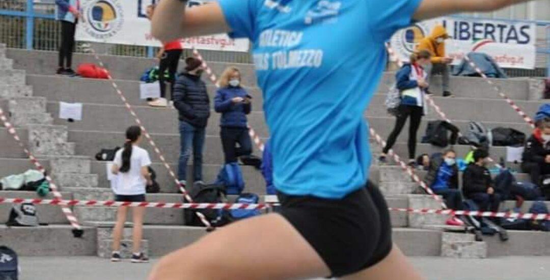 Atletica Leggera. XX Trofeo Modena. V prova con record regionale sui 200 m