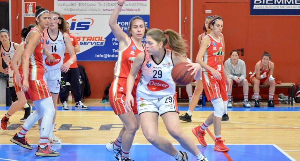 Basket. Medeot prospetta una nuova battaglia nel match LBS-Fanola