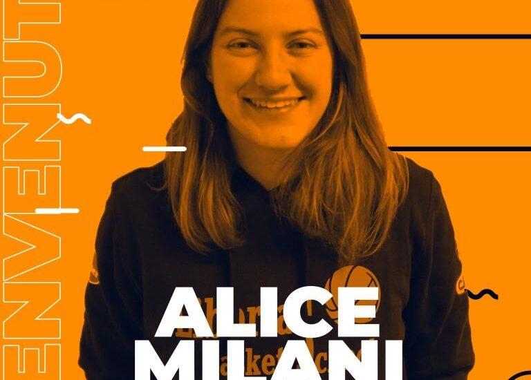 Basket. La Delser accoglie l'Udinese Alice Milani