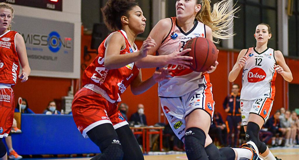 Basket. L'udinese Cvijanovic nuovamente convocata per le qualificazioni di Eurobasket 2021