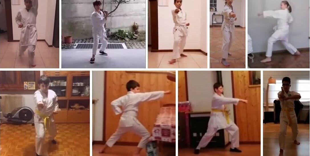 Karate. Gara e lezioni on line, la ricetta anti-covid della Libertas Nakayama