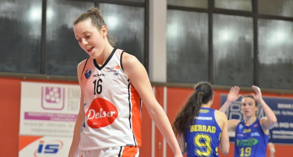 Basket. Udine cede contro la lucida Moncalieri