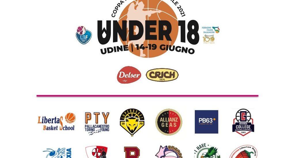 Basket. Tutte le info sulla Coppa Italiana U18 Femminile
