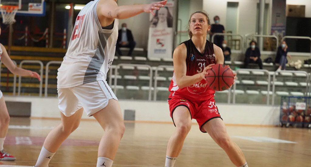 Basket – Play off. Gara 1 alla VelcoFin Sinigaglia