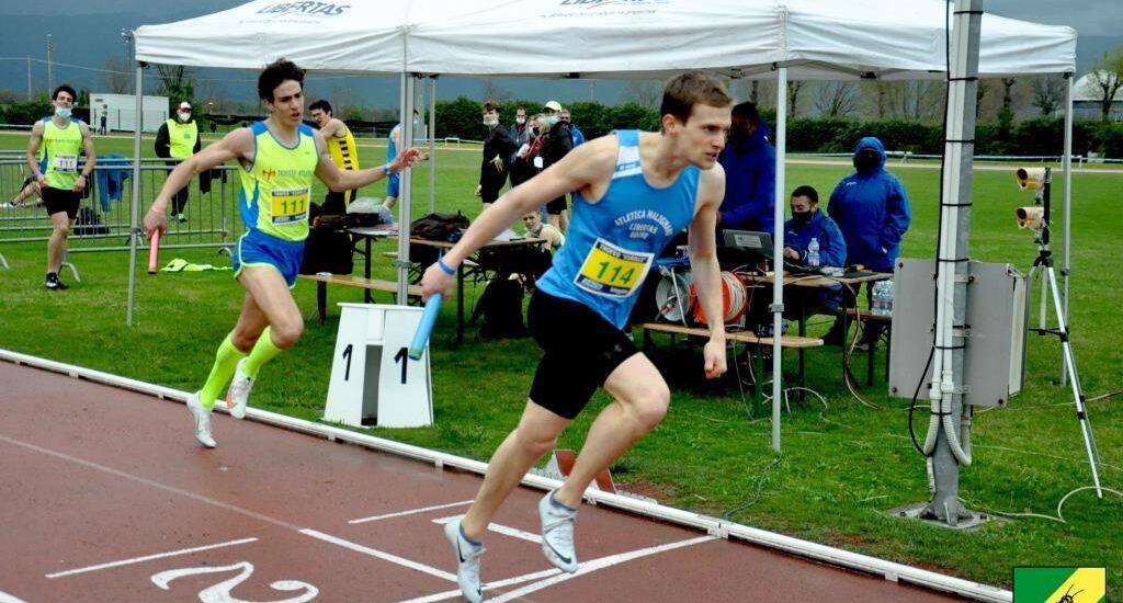Atletica – Campionato Regionale Staffette. Tutti i vincitori sulla pista di Remanzacco