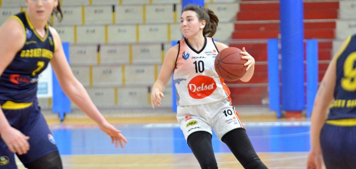 Basket. Anna Turel della LBS convocata per il mondiale U19