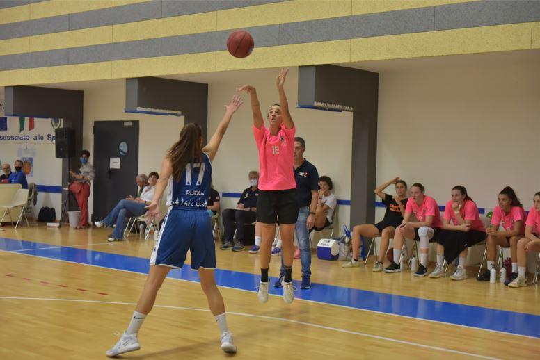 Basket. Delser W. Apu si impone per 88-47 sul Rijeka